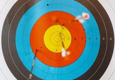 Archery Target Shooting Technique